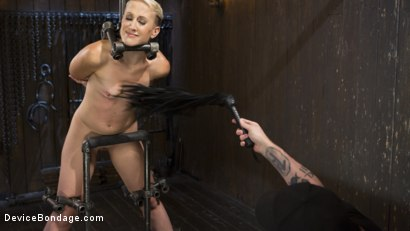 Photo number 8 from Teacher's Pet shot for Device Bondage on Kink.com. Featuring Dylan Ryan and The Pope in hardcore BDSM & Fetish porn.