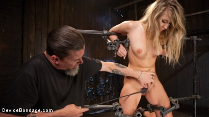 Photo number 8 from Punishing the New Slut shot for Device Bondage on Kink.com. Featuring Harley Jade and The Pope in hardcore BDSM & Fetish porn.