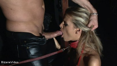 Photo number 1 from Raw Devotion: The Rack shot for Bizarre Video on Kink.com. Featuring  in hardcore BDSM & Fetish porn.
