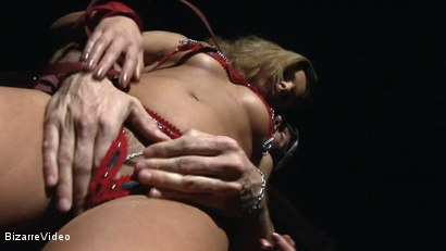 Photo number 2 from Raw Devotion: The Rack shot for Bizarre Video on Kink.com. Featuring  in hardcore BDSM & Fetish porn.