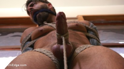 Photo number 9 from World Premiere - The Forbidden Tango shot for Men On Edge on Kink.com. Featuring Adam Ramzi in hardcore BDSM & Fetish porn.
