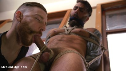 Photo number 10 from World Premiere - The Forbidden Tango shot for Men On Edge on Kink.com. Featuring Adam Ramzi in hardcore BDSM & Fetish porn.