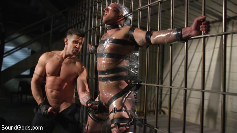 Punk prison fuck video — pic 3
