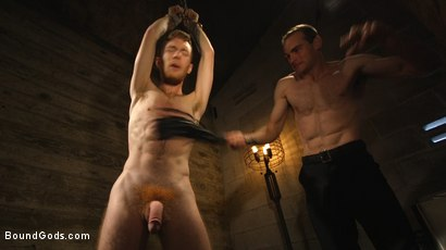 Photo number 13 from C E L L  2 shot for Bound Gods on Kink.com. Featuring Jonah Marx and Seamus O'Reilly in hardcore BDSM & Fetish porn.