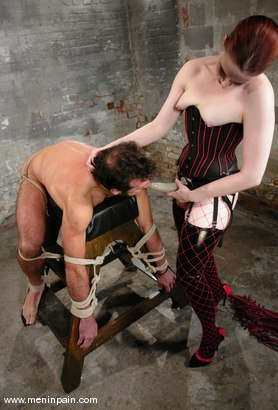 Photo number 11 from The Final Chapter shot for Men In Pain on Kink.com. Featuring Claire Adams and totaleurosex in hardcore BDSM & Fetish porn.