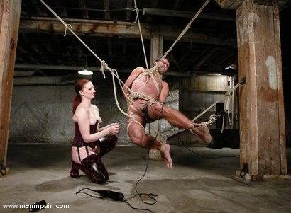 Photo number 4 from The Final Chapter shot for Men In Pain on Kink.com. Featuring Claire Adams and totaleurosex in hardcore BDSM & Fetish porn.