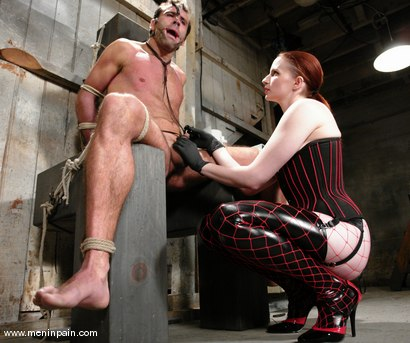 Photo number 8 from The Final Chapter shot for Men In Pain on Kink.com. Featuring Claire Adams and totaleurosex in hardcore BDSM & Fetish porn.