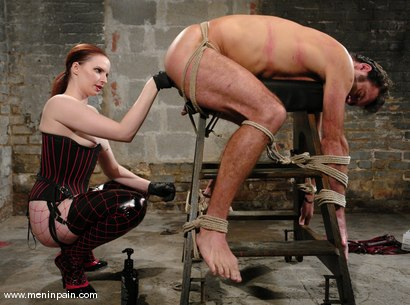 Photo number 10 from The Final Chapter shot for Men In Pain on Kink.com. Featuring Claire Adams and totaleurosex in hardcore BDSM & Fetish porn.