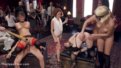 Photo number 10 from Innocent Girl Made Depraved Anal Slave shot for The Upper Floor on Kink.com. Featuring Nora Riley, Charlotte Cross and Seth Gamble in hardcore BDSM & Fetish porn.
