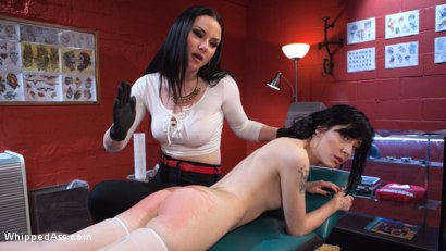 Photo number 2 from Slut For Life shot for Whipped Ass on Kink.com. Featuring Veruca James and Charlotte Sartre in hardcore BDSM & Fetish porn.