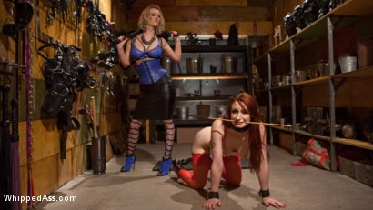 Photo number 5 from Pick Your Poison: Anal pain slut bound, beat and fucked! shot for Whipped Ass on Kink.com. Featuring Cherry Torn and Violet Monroe in hardcore BDSM & Fetish porn.