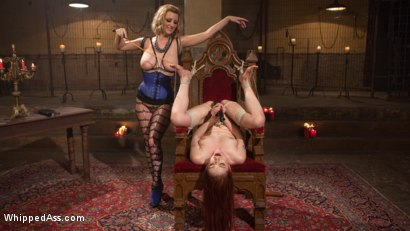 Photo number 11 from Pick Your Poison: Anal pain slut bound, beat and fucked! shot for Whipped Ass on Kink.com. Featuring Cherry Torn and Violet Monroe in hardcore BDSM & Fetish porn.