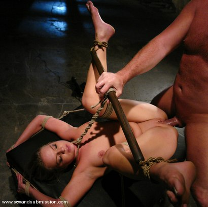 Photo number 12 from Sarah Sunn shot for Sex And Submission on Kink.com. Featuring Mark Davis and Sarah Sunn in hardcore BDSM & Fetish porn.