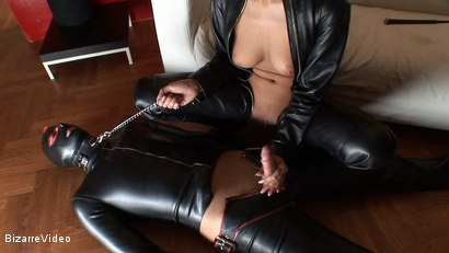 Photo number 7 from Latex Lovers: Pony Boy shot for Bizarre Video on Kink.com. Featuring  in hardcore BDSM & Fetish porn.