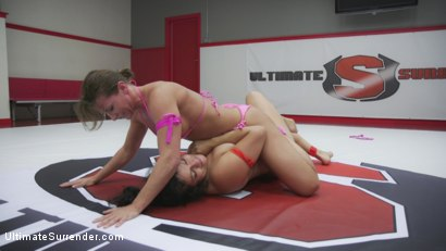 Photo number 7 from Champion vs Champion Winner takexs Loser to Whipped ass.  shot for Ultimate Surrender on Kink.com. Featuring Syd Blakovich, Ariel X and Izamar Gutierrez in hardcore BDSM & Fetish porn.