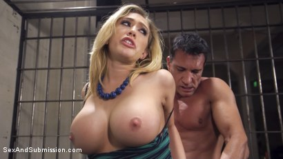 Photo number 3 from La Turista shot for Sex And Submission on Kink.com. Featuring Kagney Linn Karter and Marco Banderas in hardcore BDSM & Fetish porn.