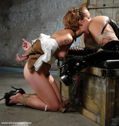 Photo number 5 from Sara Faye and Sandra Romain shot for Whipped Ass on Kink.com. Featuring Sandra Romain and Sara Faye in hardcore BDSM & Fetish porn.
