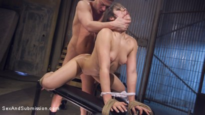 Photo number 6 from So, You Think You're Tough? shot for Sex And Submission on Kink.com. Featuring Kimber Woods and Seth Gamble in hardcore BDSM & Fetish porn.