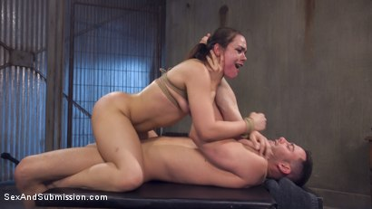 Photo number 9 from So, You Think You're Tough? shot for Sex And Submission on Kink.com. Featuring Kimber Woods and Seth Gamble in hardcore BDSM & Fetish porn.