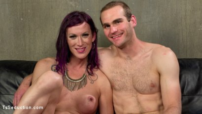 Photo number 9 from TS Film directors works her actors with her GIANT HARD COCK! shot for TS Seduction on Kink.com. Featuring Jonah Marx and River Stark in hardcore BDSM & Fetish porn.