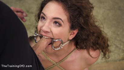 Photo number 6 from Training Callie Klein to be an Obedient, Willing, Dirty Slut shot for The Training Of O on Kink.com. Featuring Tommy Pistol and Callie Klein in hardcore BDSM & Fetish porn.