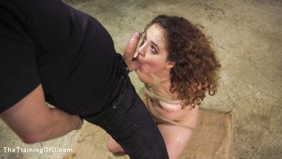 Photo number 7 from Training Callie Klein to be an Obedient, Willing, Dirty Slut shot for The Training Of O on Kink.com. Featuring Tommy Pistol and Callie Klein in hardcore BDSM & Fetish porn.