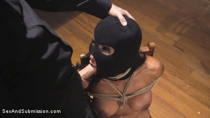 Photo number 4 from The Subversive shot for Sex And Submission on Kink.com. Featuring Tommy Pistol and Sadie Santana in hardcore BDSM & Fetish porn.