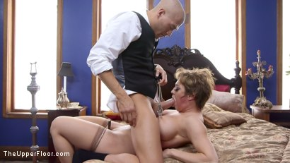 Photo number 1 from Improving Mommy's Spoiled Step Daughter's Failing Grades shot for The Upper Floor on Kink.com. Featuring Xander Corvus, Dee Williams and Eliza Jane in hardcore BDSM & Fetish porn.