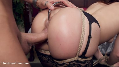 Photo number 8 from Evil BDSM Swingers Trap an Anal Lesbian shot for The Upper Floor on Kink.com. Featuring Xander Corvus, Penny Pax and Kimber Woods in hardcore BDSM & Fetish porn.