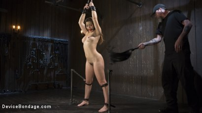 Photo number 12 from Playful Creature shot for Device Bondage on Kink.com. Featuring Dani Daniels and The Pope in hardcore BDSM & Fetish porn.