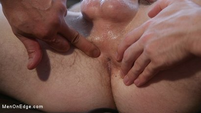 Photo number 9 from Straight stud touched by a guy for the very first time shot for Men On Edge on Kink.com. Featuring Chris Pryce in hardcore BDSM & Fetish porn.