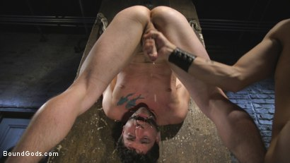 Photo number 13 from Mr Keys Takes The House Slave To The Next Level shot for Bound Gods on Kink.com. Featuring Sebastian Keys and Jackson Fillmore in hardcore BDSM & Fetish porn.