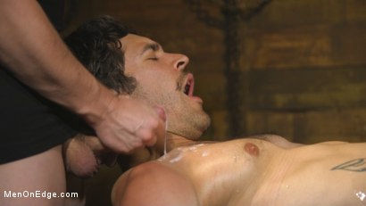 Photo number 13 from Hot leather stud with a fat cock gets edged shot for Men On Edge on Kink.com. Featuring Dale Cooper in hardcore BDSM & Fetish porn.