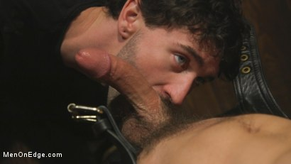 Photo number 3 from Hot leather stud with a fat cock gets edged shot for Men On Edge on Kink.com. Featuring Dale Cooper in hardcore BDSM & Fetish porn.