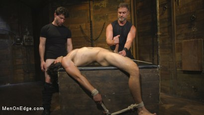 Photo number 8 from Hot leather stud with a fat cock gets edged shot for Men On Edge on Kink.com. Featuring Dale Cooper in hardcore BDSM & Fetish porn.