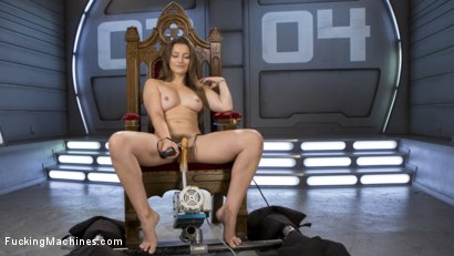 Photo number 12 from Dani-Fucking-Daniels is Fucked Into Squirting Orgasms shot for Fucking Machines on Kink.com. Featuring Dani Daniels in hardcore BDSM & Fetish porn.