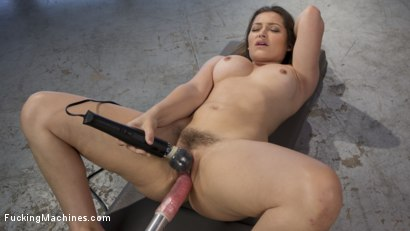 Photo number 13 from Dani-Fucking-Daniels is Fucked Into Squirting Orgasms shot for Fucking Machines on Kink.com. Featuring Dani Daniels in hardcore BDSM & Fetish porn.