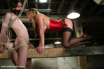 Photo number 2 from Harmony and Kade shot for meninpain on Kink.com. Featuring Harmony and Kade in hardcore BDSM & Fetish porn.