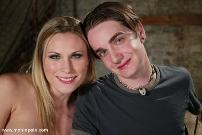 Photo number 1 from Harmony and Kade shot for Men In Pain on Kink.com. Featuring Harmony and Kade in hardcore BDSM & Fetish porn.