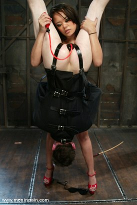 Photo number 9 from Annie Cruz and CJ shot for Men In Pain on Kink.com. Featuring Annie Cruz and CJ in hardcore BDSM & Fetish porn.
