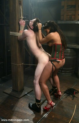 Photo number 12 from Annie Cruz and CJ shot for Men In Pain on Kink.com. Featuring Annie Cruz and CJ in hardcore BDSM & Fetish porn.