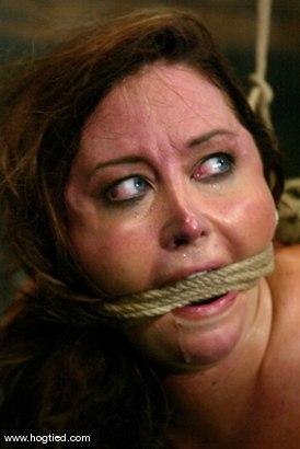 Photo number 14 from Christina Carter shot for Hogtied on Kink.com. Featuring Christina Carter in hardcore BDSM & Fetish porn.