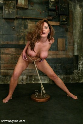 Photo number 4 from Christina Carter shot for Hogtied on Kink.com. Featuring Christina Carter in hardcore BDSM & Fetish porn.