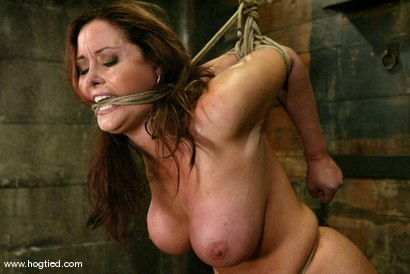 Photo number 6 from Christina Carter shot for Hogtied on Kink.com. Featuring Christina Carter in hardcore BDSM & Fetish porn.
