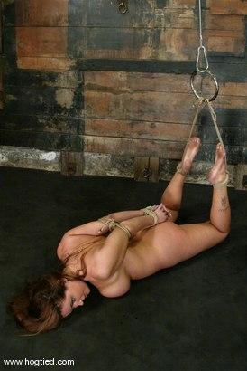 Photo number 10 from Christina Carter shot for Hogtied on Kink.com. Featuring Christina Carter in hardcore BDSM & Fetish porn.