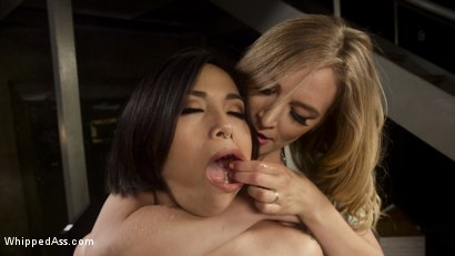 Photo number 5 from Interrogation Training: Deputy detective fucked, beat & waterboarded! shot for Whipped Ass on Kink.com. Featuring Mona Wales and Milcah Halili in hardcore BDSM & Fetish porn.