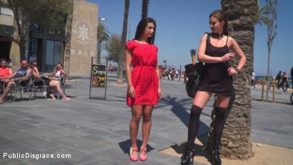 Photo number 1 from Susy Gala is a Public Fuck Doll: Part 1 shot for Public Disgrace on Kink.com. Featuring Steve Holmes, Tina Kay and Susy Gala in hardcore BDSM & Fetish porn.