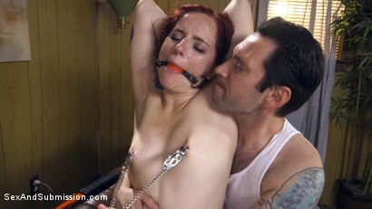 Photo number 13 from Heart of a Whore shot for Sex And Submission on Kink.com. Featuring Maci May and Tommy Pistol in hardcore BDSM & Fetish porn.