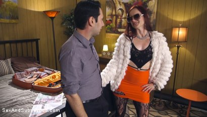 Photo number 3 from Heart of a Whore shot for Sex And Submission on Kink.com. Featuring Maci May and Tommy Pistol in hardcore BDSM & Fetish porn.
