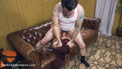 Photo number 16 from Heart of a Whore shot for Sex And Submission on Kink.com. Featuring Maci May and Tommy Pistol in hardcore BDSM & Fetish porn.